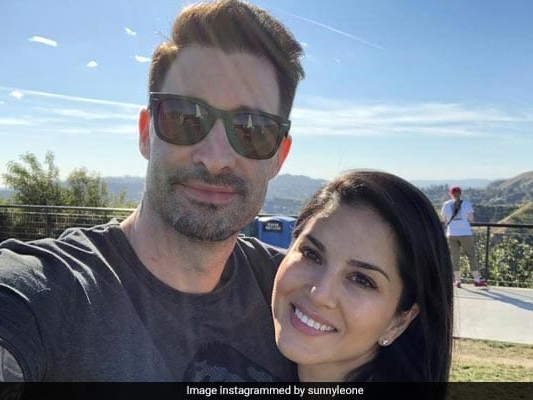 Inside Sunny Leone's 'Perfect Afternoon' With Daniel Weber. See Pic