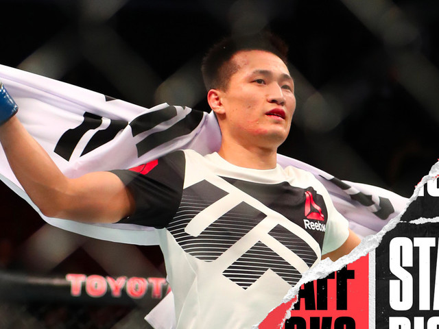 UFC Fight Night: Korean Zombie vs. Rodriguez staff predictions