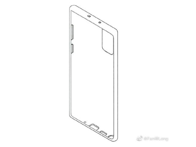 Samsung Galaxy Note 20 Design Leaked Months Ahead of Launch