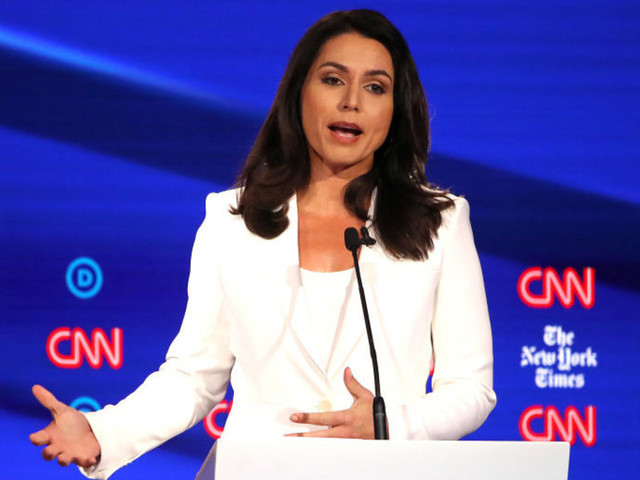 Tulsi Gabbard is half right and half wrong about Hillary Clinton