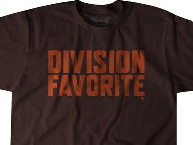 "The Brown are trading for OBJ and Cleveland fans can celebrate with new ""Division Favorite"" merch"