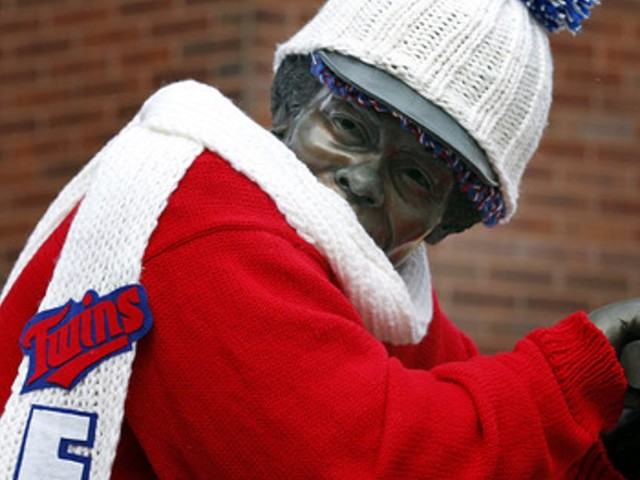 If Twins ever play deep into October, get ready for some freezing cold weather opinions