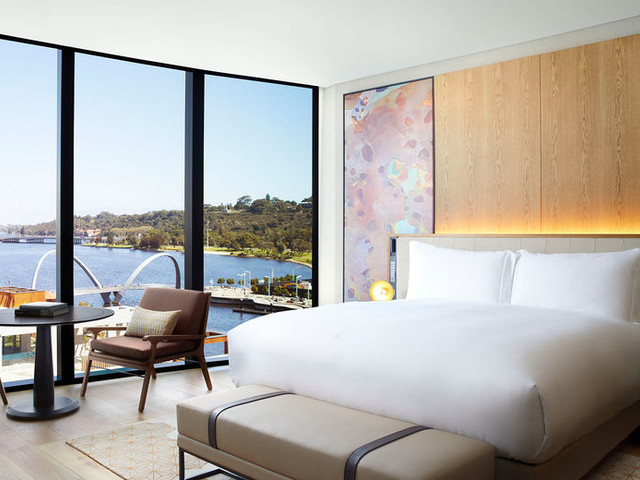 The Ritz-Carlton Debuts Its 100th Hotel, Bringing The Iconic Brand To The Capital of Western Australia, Perth