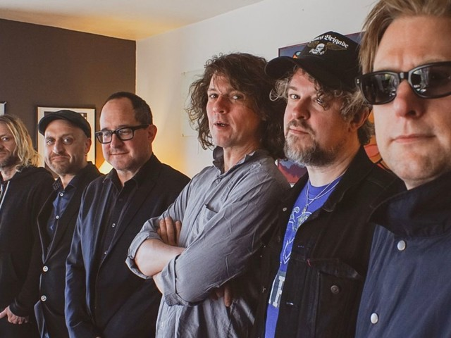 The Hold Steady makes a loose, welcome return to Thrashing Thru The Passion