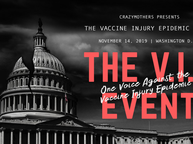 Thousands Gather To Mark The 33rd Anniversary of the National Childhood Vaccine Injury Act