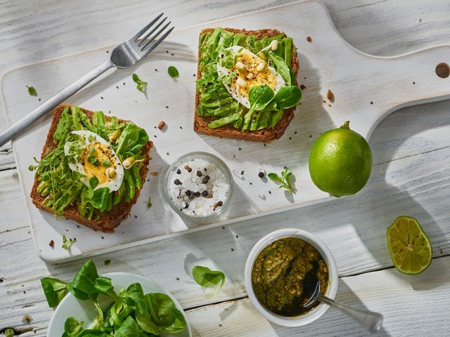 Curious About The Latest Viral Pesto Eggs Trend? Try This YouTube Recipe