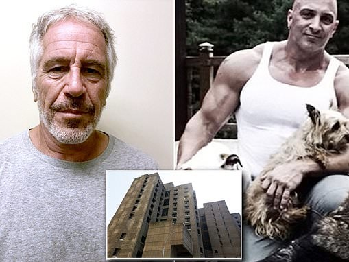 Jeffrey Epstein's cellmate was CLEARED of any wrongdoing in the pedophile's 'first suicide attempt'