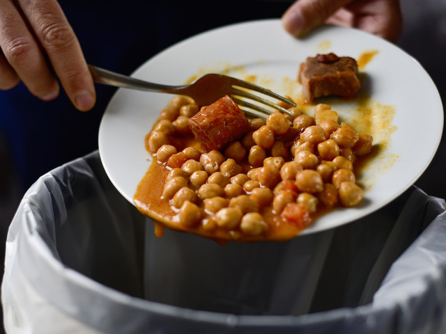 US households waste a huge amount of food, study finds