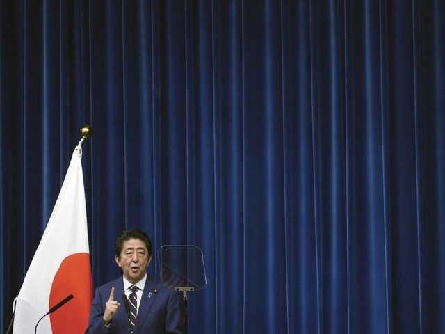 Why Shinzo Abe faces an uphill battle to revise Japan's constitution