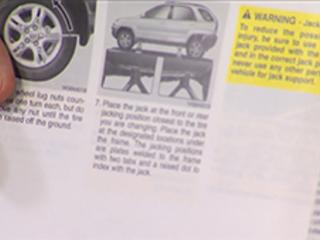 Goss' Garage: Tires and Jacks