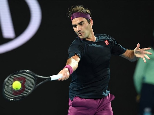 Fired Up Roger Federer Storms Into Australian Open Third Round