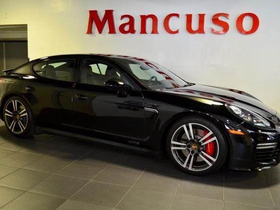 2016 Porsche Panamera--GTS