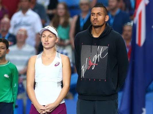 """I Don't Know Why He Said That"" – Daria Gavrilova Slams Nick Kyrgios"
