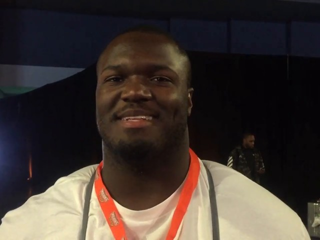 Texas A&M's Daylon Mack out to prove he's among top DTs