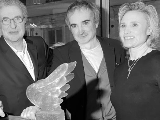Olivier Assayas Dedicates French Cinema Award to Juliette Binoche