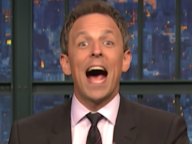 Seth Meyers Schools Donald Trump On 'Trump Derangement Syndrome'