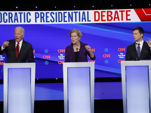 Democratic Debates Round 4: Recapping The Night In Ohio