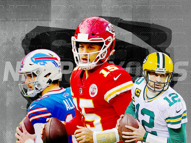 The NFL's top contenders for the Super Bowl, ranked