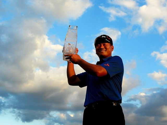 As PGA Tour heads to South Korea, K.J. Choi has been inspiration to many