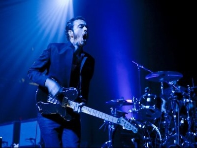 Editors share Blanck Mass Sessions version of Hallelujah (So Low)