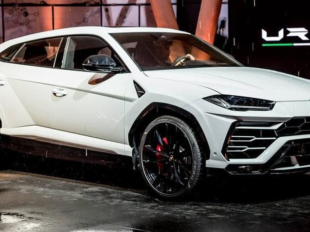 Lamborghini Celebrates Asian Premiere Of Urus In Singapore