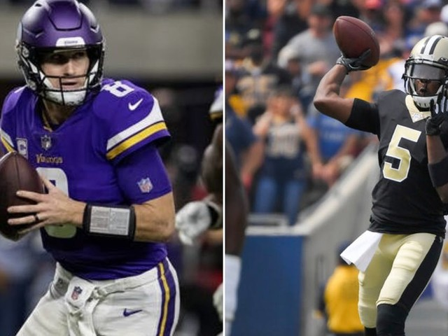 Get ready for a fresh round of Kirk Cousins vs. Teddy Bridgewater comparisons