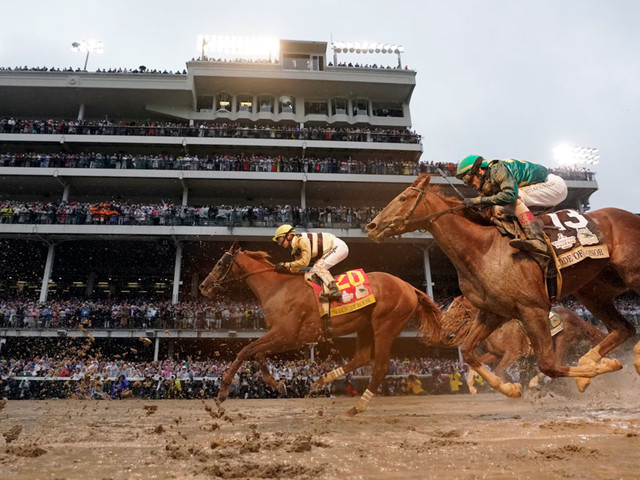 Trump on Kentucky Derby interference controversy: 'The best horse did NOT win'