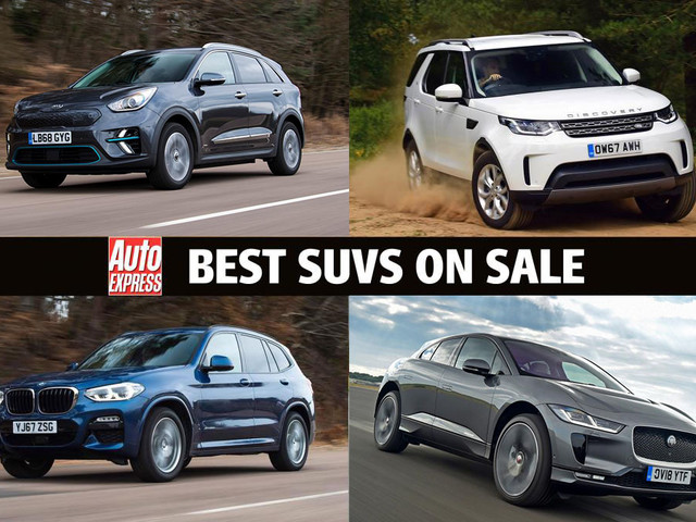 Best SUVs to buy now 2019/2020   Auto Express