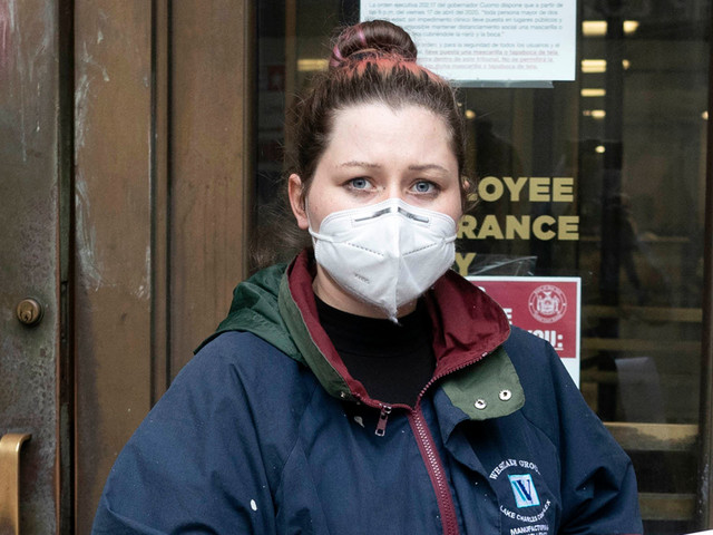 Protester who allegedly assaulted NYPD cop arraigned, released without bail