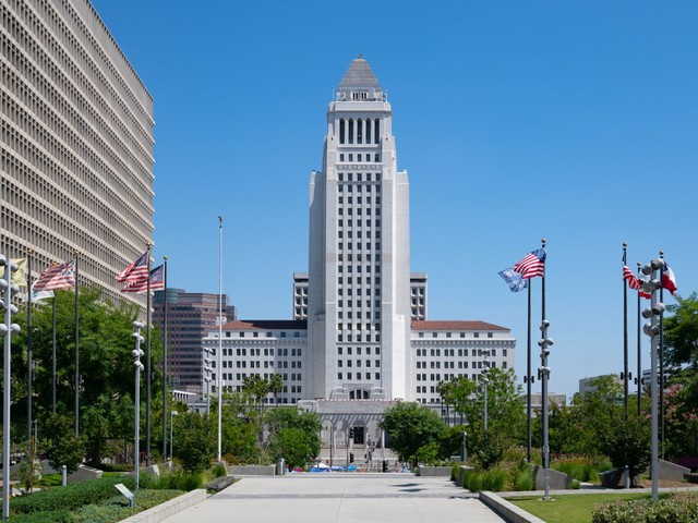 LA City Council Cancels Meeting Scheduled For Inauguration Day