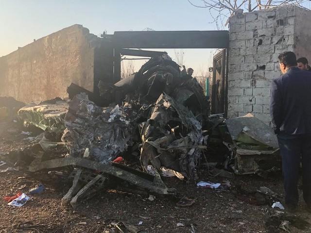 Boeing 737 Bound for Ukraine Crashes in Iran; No Survivors