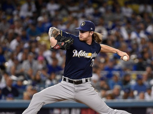 The Brewers' bullpen is a talented, mysterious puzzle