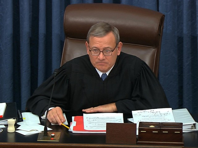 Watch Live At 1 P.M.: Day 2 Of The Senate Impeachment Trial