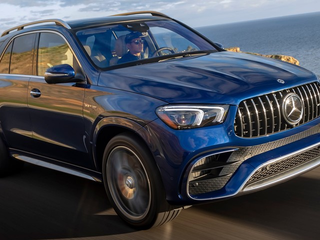 2021 Mercedes-AMG GLE 63 S First Drive: AMG's Middleweight SUV Brawler Hits Hard
