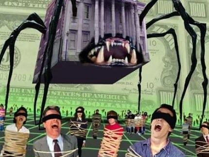 """Forget Russia, Ron Paul Warns """"It's The Fed That's Seeking To Meddle In Our Elections"""""""