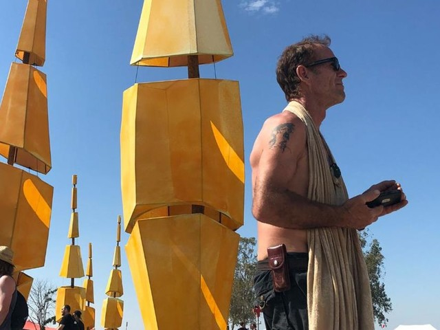This California festival hits the sweet spot between Burning Man and Coachella