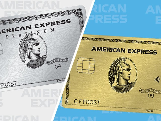 Amex Platinum vs Amex Gold: Which rewards credit card is better for you?