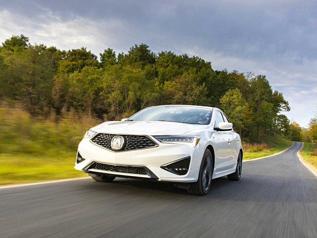 2019 Acura ILX - First Drive