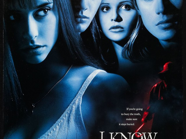 'I Know What You Did Last Summer' turns 20: Here's the cast then and now