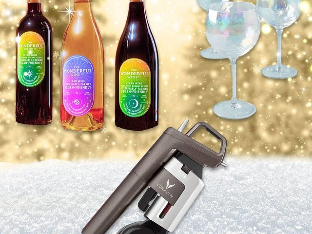 19 Holiday Gifts Wine Lovers Will Toast