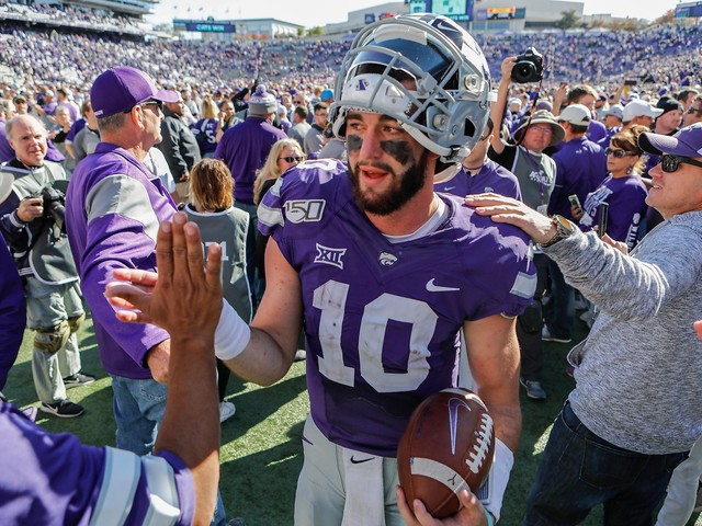 Kansas State deals blow to No. 5 Oklahoma's title hopes