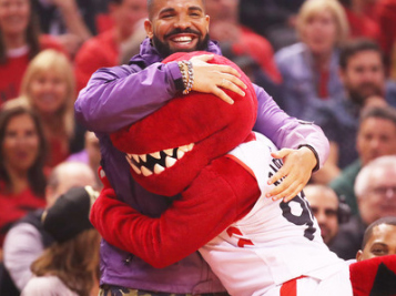 Troll Drake Says The Opposing Team Will Just Have To Deal With His NBA Playoff Courtside Antics