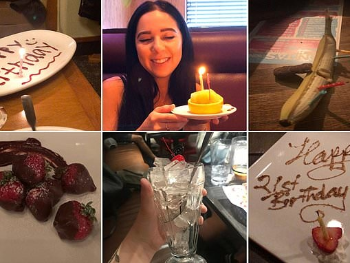 Vegans share the worst deserts they've ever been given in a restaurant