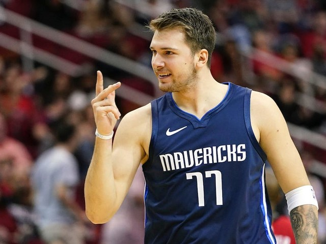 NBA defenses have no clue what to do with Luka Doncic
