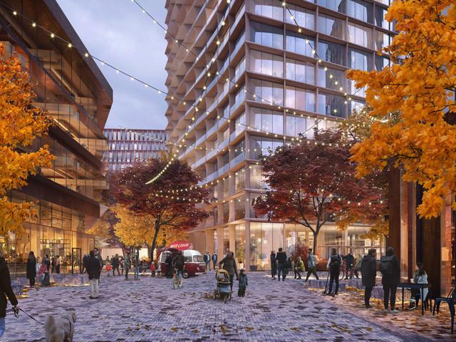 Harvard Chooses Allston Commercial Zone Developer