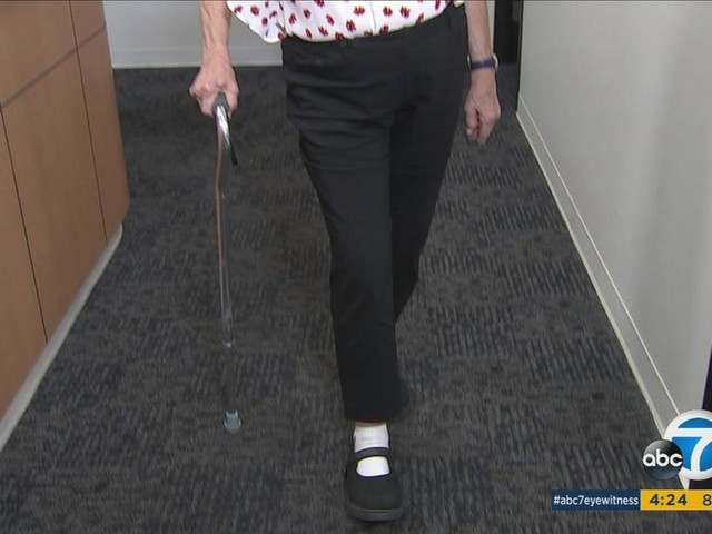 Program aims to prevent falls for seniors