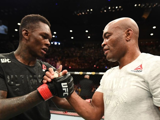 UFC 263 stats: Can Adesanya break Silva's record?