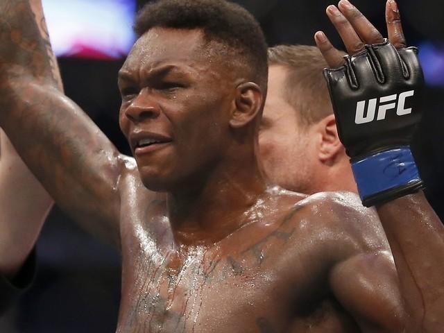 Israel Adesanya hints at potential title defense vs. Yoel Romero