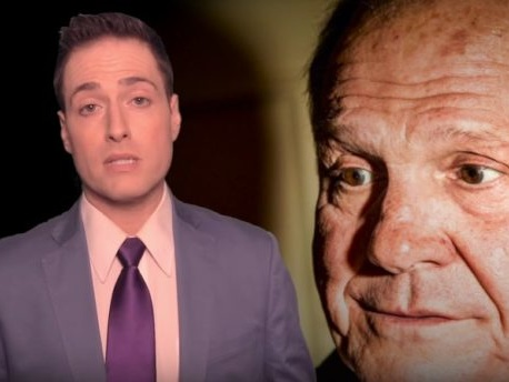 Randy Rainbow skewers Roy Moore with the Sound of Music