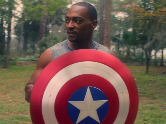 How That Falcon and the Winter Soldier End-Credits Scene Could Set Up Captain America 4
